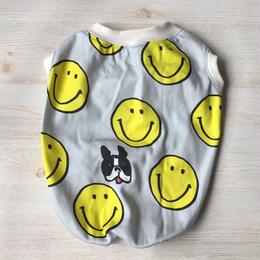 《smile》タンク//グレー