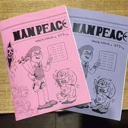 WACKWACKと373『MAN PEACE』
