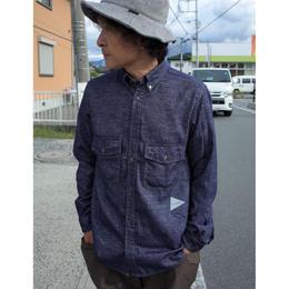 andwander/thermolite nel shirt(M)