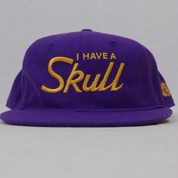 TACOMAFUJI RECORDS / I HAVE A SKULL cap