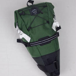 RawLow Mountain Works / Bike'n Hike Bag Forest Green