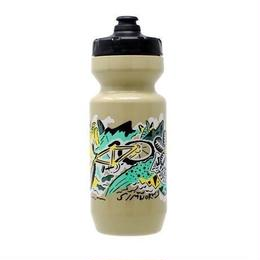 SimWorks ART COLLECTIVE /PRIMITIVE ADVENTURE Water Bottle