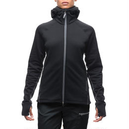 HOUDINI/Womens Power Houdi (True Black)