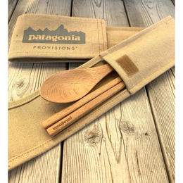Patagonia/Hida-no-Mori Cutlery Set