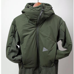 and wonder / top fleece jacket