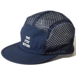 ELDORESO /BEYOND MESH CAP(navy)