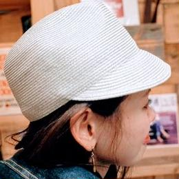 andwander/braid cap -gray-
