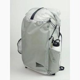 and wander/CUBEN FIBER BACKPACK white