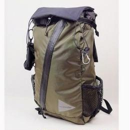and wander 30L backpack -khaki