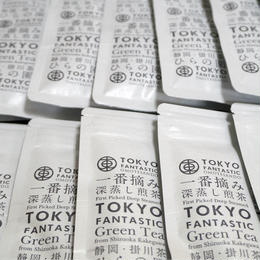 【緑茶/茶葉】TOKYO FANTASTIC Green Tea