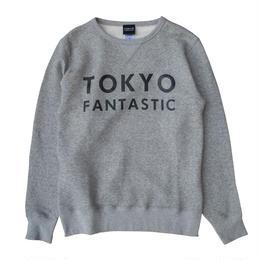 TOKYO FANTASTIC フレンチテリー クルーネック スウェット
