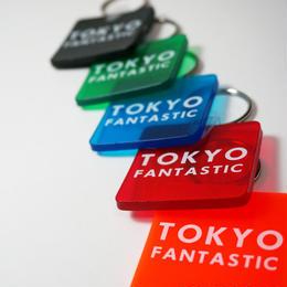 TOKYO FANTASTIC ラバータグ キーホルダー