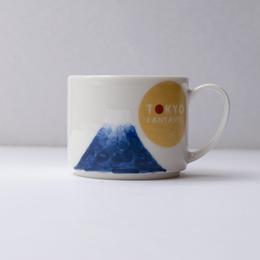 TOKYO FANTASTIC 富士山マグカップ