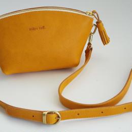 mini bag イエロー