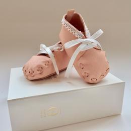 shoes album 0 プレミアム ピンク ギザレース
