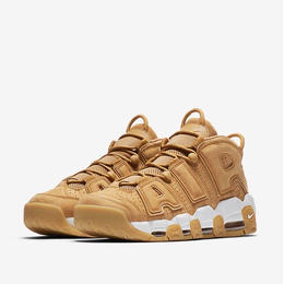 NIKE AIR MORE UPTEMPO'96 PRM FLAX WHEAT AA4060-200