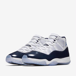 "NIKE AIR JORDAN11 ""MIDNIGHT NAVY"""