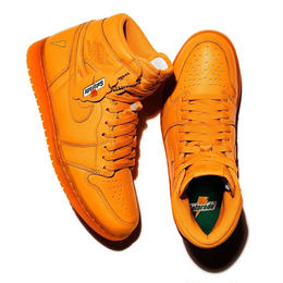 "AIR JORDAN 1 × GATORADE ""LIKE MIKE"" ORANGE"
