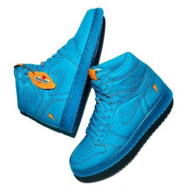 "AIR JORDAN 1 × GATORADE ""LIKE MIKE"" COOL BLUE"