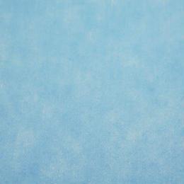 カラー不織布(シートカット)No.6 ライトブルー 1m×1m 1枚