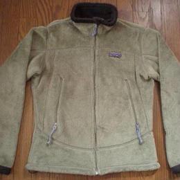 PATAGONIA R4・山刺繍タグ・フリースジャケット サイズ・WOMEN'S・XS 正規品 MADE IN USA 408 -365