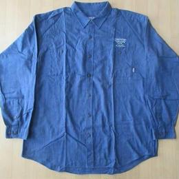 パタゴニア ORGANIC VALLEY刺繍 シャツ