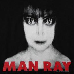 90's Man Ray FOTOFOLIO MARQUISE CASATI フォト Tシャツ S 黒 マン レイ シュルレアリスム レイヨグラフ フォトグラム 【deg】