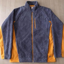 NIKE GOLF シープフリース・フルジップ・ジャケット サイズ・L 正規品(株)ナイキジャパン) 難有り -439