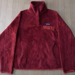 PATAGONIA WOMEN'S RE-TOOL SNAP-T PULLOVER・フリースジャケット サイズ・(WOMEN'S・M) 正規品 852 -330