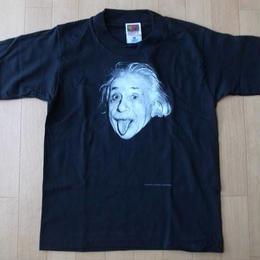 Albert Einstein オールド・キッズサイズ・フォト・Tシャツ  MADE IN U.S.A.