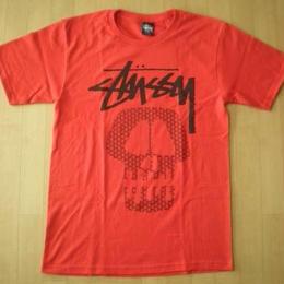 STUSSY×COMPOUND GALLERY 国内未発売・コラボレーション・スカル・Tシャツ サイズ・S 正規品 未使用品 -58
