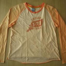 NIKE OREGON TRACK・ウイングフット・ラグランスリーブ・長袖Tシャツ サイズ・M 正規品 難有り -55