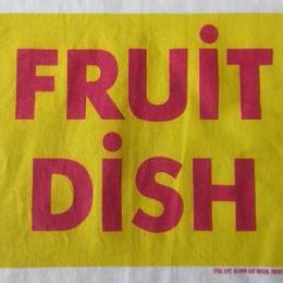 90's KAY ROSEN FRUIT DISH Tシャツ