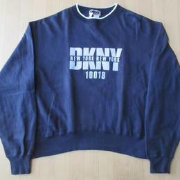 90's DKNY JEANS NEW YORK スウェット M