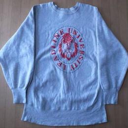 90's USA製 CHAMPION 刺繍タグ リバースウィーブ スウェットXL 3【deg】