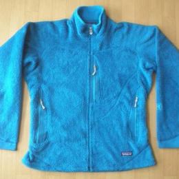 PATAGONIA R2・フリースジャケット サイズ・WOMEN'S・L 正規品 MADE IN COLOMBIA 541 -420