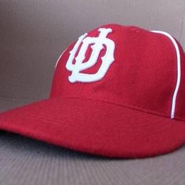 アンディフィーテッド エベッツフィールド フランネルズ コラボ ベースボール キャップ レッド UNDEFEATED EBBETS FIELD FLANN野球CAP帽子【deg】