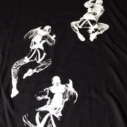 90's ダブリュー ケー インターアクトWK interact Tシャツ