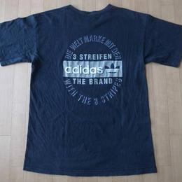 90's USA製 adidas Tシャツ M トレフォイル アディダス【deg】