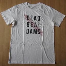 USA製 日本未発売 パタゴニア M'S DEAD BEAT DAMS 半袖 Tシャツ