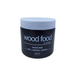 天然艶出し蜜蝋ワックス『wood food』-ココナッツ