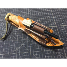 Helle knives Temagami multi mount sheath