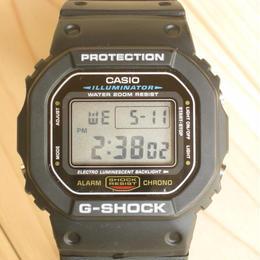 【中古】G-SHOCK カシオ CASIO Gショック DW-5600E