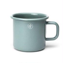 "Zuda Classic Enamel Mug ""Dope gray"""
