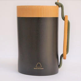 Feel Good -OUTDOOR CUP(BLACK)-