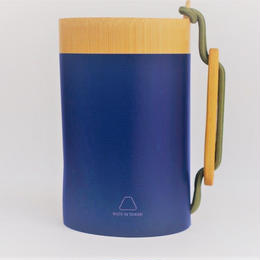 Feel Good -OUTDOOR CUP(BLUE)-