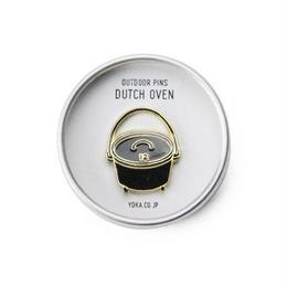 "YOKA Outdoor Pins ""Dutch oven"""