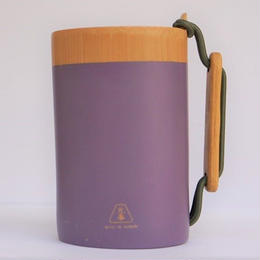 Feel Good -OUTDOOR CUP(PURPLE)-