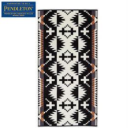 PENDLETON-アイコニックジャガードバスタオル-