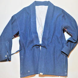 UUU. -DENIM Samuei Jacket(BLUE)-